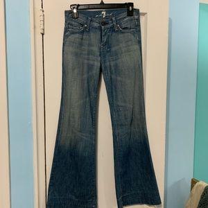 Women's 7FAM DOJO Flare Jeans